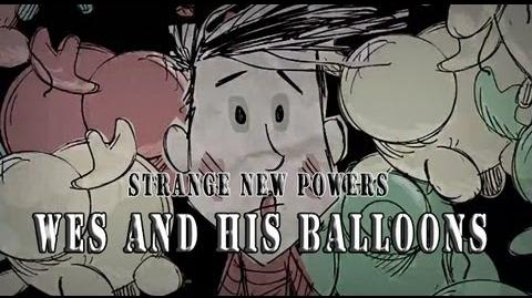 Don't Starve - Testing Wes and his Balloons (from Strange New Powers update)