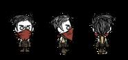 Викторианка Винона в игре