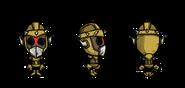 Гладиатор WX-78 в игре