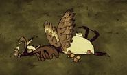 Elan oie mort
