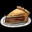 Ирисовый пирог