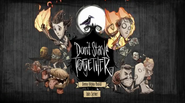 Don't Starve Together PaxPrime2014 starting screen