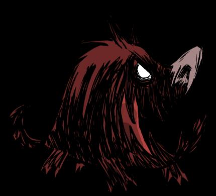 Красная гончая