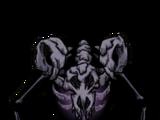 Оживлённый скелет