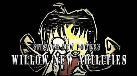 Don't Starve - Testing Willow New Abilities (from Strange New Powers update)