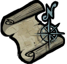 Иконка карты