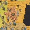 Шахматный биом на карте