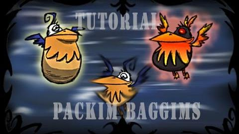 Don't Starve Tutorial - How to Upgrade Packim Baggims