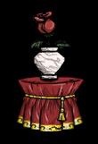 Bàn Hoa Ác Mộng