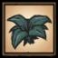 Папоротник густого тропического леса настройка