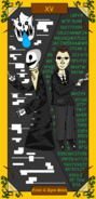 Taro Gaster & Agent Smith