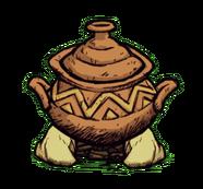 Terracotta Cooking Pot