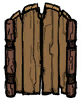 Wood Gate Build outdated