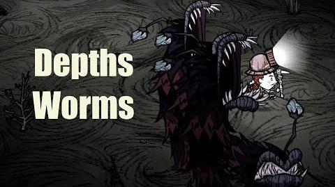 DST Tips- Depths Worms