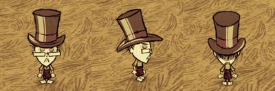 Top Hat Wickerbottom