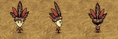 Feather Hat Wilson