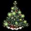 Festive Tree (Hamlet)