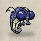 Dragonling winter collection icon