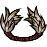 Feathered Wreath Icon