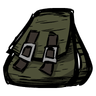 Forever Green Backpack Icon