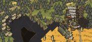Фермы на карте