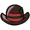 Bowler Hat Icon