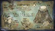 Уилбур VS Вулкан