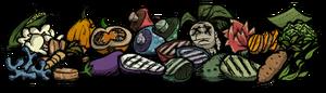 Овощи для казана