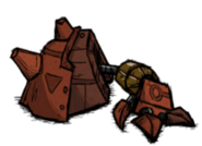 Iron Hulk Arm Dormant