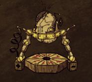 Собранный портал Максвелла
