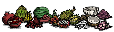 Fruits tous