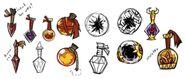 RWP 214 Hearthfire Crystals Concept Art