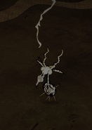 Volt Goat Skeleton