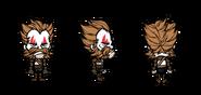 Гладиатор Вуди в игре
