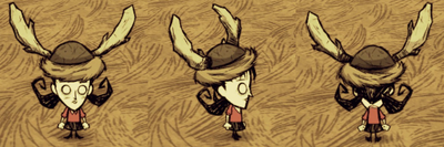 Beefalo Hat Willow