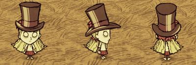 Top Hat Wendy
