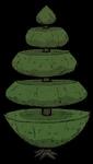Декоративный куст 1