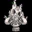 Фигура короля крабов
