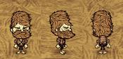 Woodie wearing woodie survivor body