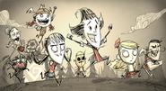 DST персонажи