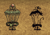 Birdcage ornamental