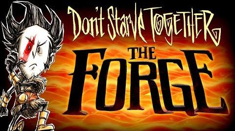 Don't Starve Together Event The Forge
