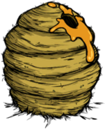 Gigantic Beehive Full