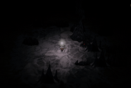 Stalagmite Biome infested with Cave Spiders and Spitters