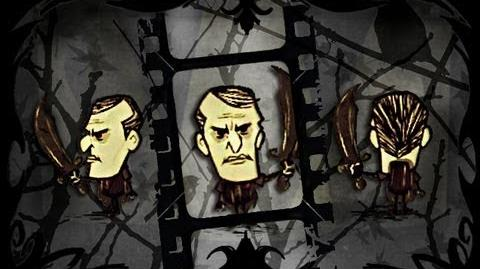 Don't Starve - Testing Maxwell (Last Unlockable Character in the Game)