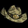 Cowboy Straw Hat Icon