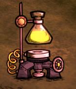 Лаборатория безумного учёного в игре
