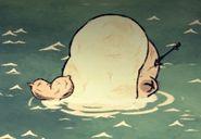 Baleine blanche morte 3