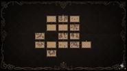 Ruins map