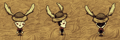 Beefalo Hat Wes